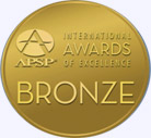 APSP Bronze International Award Of Excellence for Peek Pools