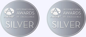 APSP Silver International Award Of Excellence for Peek Pools