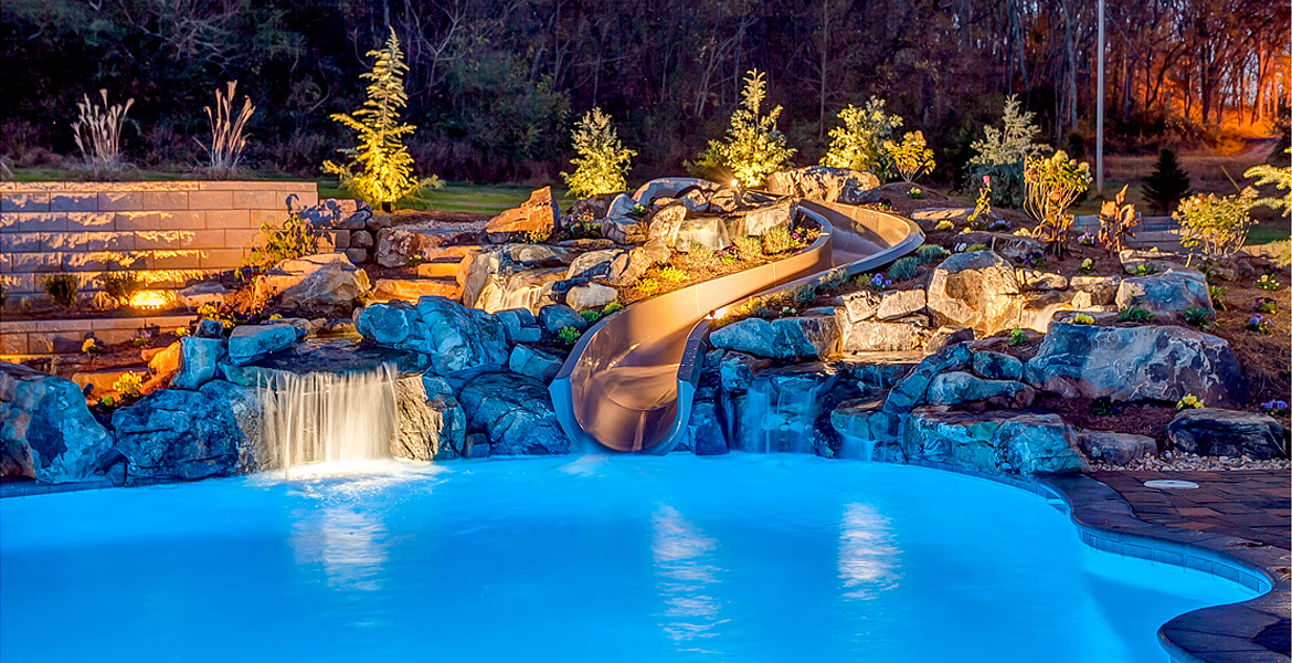 Custom Pools and Spas - Natural Pool