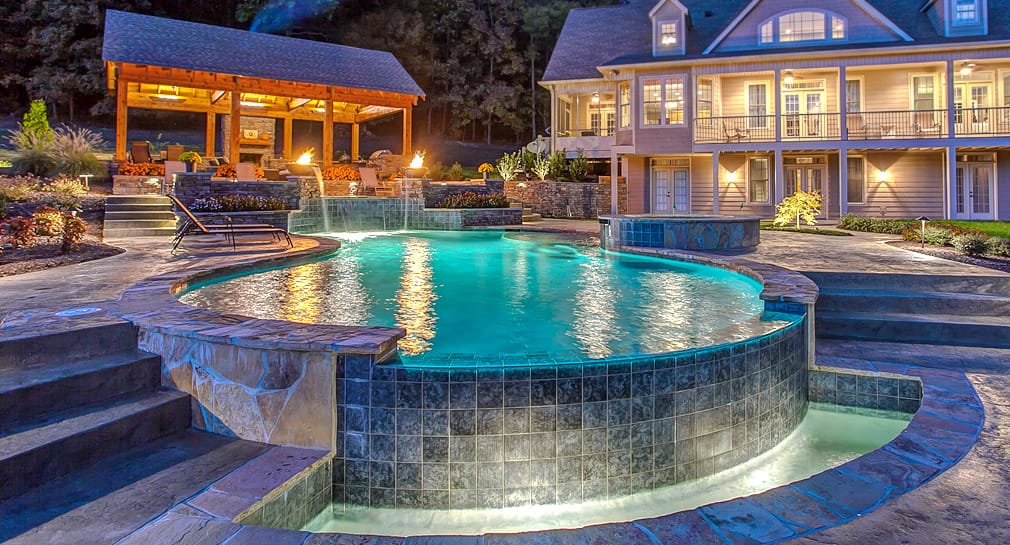 Pool Built in Nashville