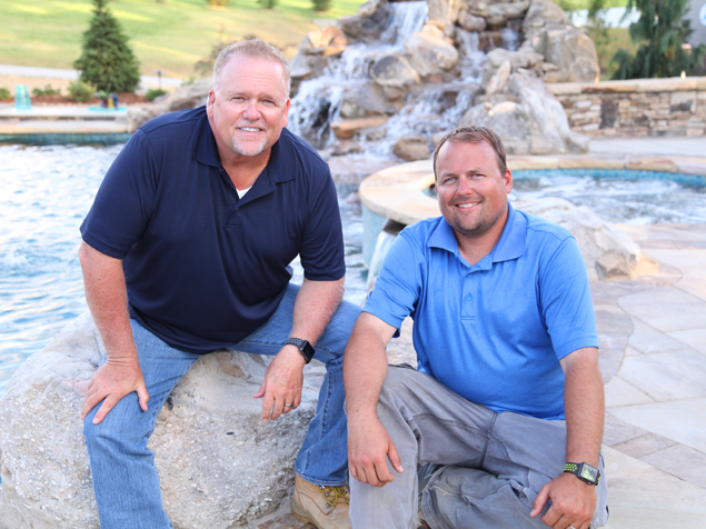 Peek Pools &amp; Spas - <i>Pool Kings</i> on DIY Network