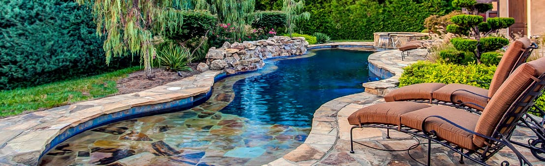 Swimming Pool Remodeling And Renovations By Peek Pools And Spas Interesting Backyard Designs With Pool Remodelling