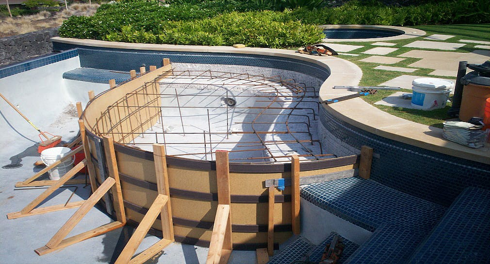 Custom Pool Remodeling