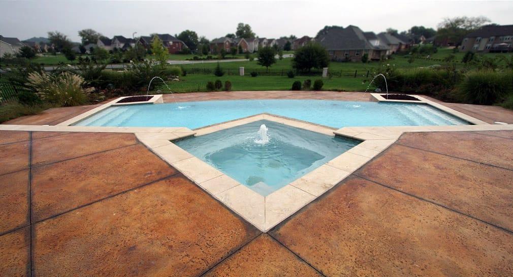 Excellent Custom Pool Gallery - Vanishing Edge Pools, Infinity Pools by Peek  IK66