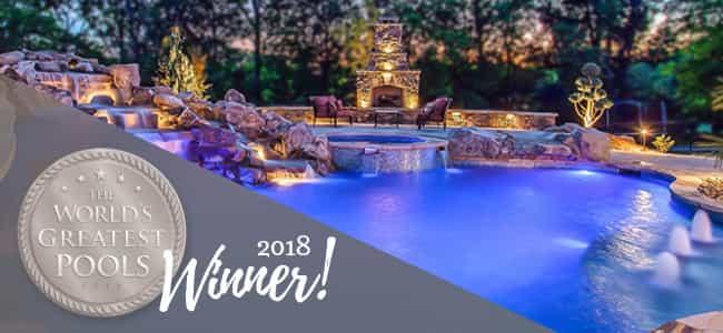 Nashville Custom Pool Builder | Outdoor Kitchens | Backyard ...